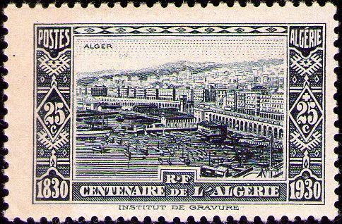 Timbre Algerie Neuf N° 110 ** Un Marabout A Touggourt Topical Stamps