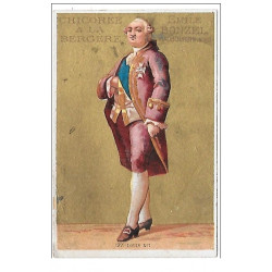CHROMO  - CHICOREE A LA BERGERE - Louis XVI (Ref : #0262188544)
