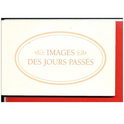 Lot Carnet de 20 cartes reproduction Images des Jours Passés Edit Selection Reader ' Digest (Ref : Y 14)