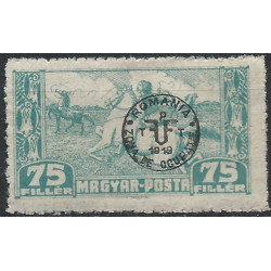 Hongrie - Debreczen (Occupation roumaine) - 1920 - Y & T n° 75 - MH