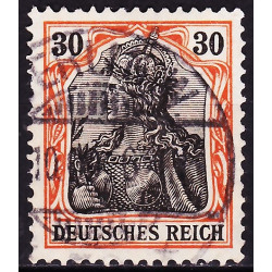 ALLEMAGNE - Empire - 1905/1911 - N°87 - Cote 0.60