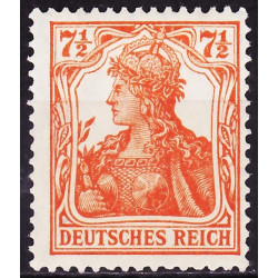 ALLEMAGNE - Empire - 1916/1919 - N°98* - Cote 0.30