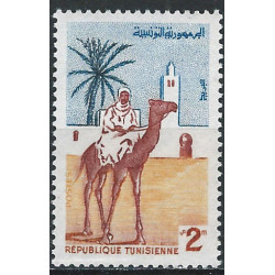 Tunisie - 1959-61 - Y & T n° 473 - Méhariste - MNH - Timbres