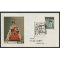 Autriche 1968 - FDC Timbres N° Y&T 1107