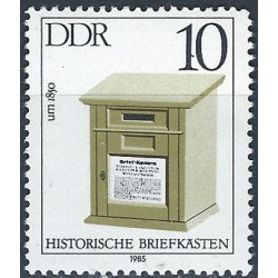Allemagne Orientale - 1985 - Y & T n° 2553 - MNH