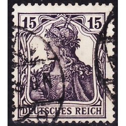 ALLEMAGNE - Empire - 1916/1919 - N° 100 - Cote 3.00