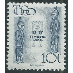 Togo - Taxe - Y&T 0038 (**) - Année 1947 -